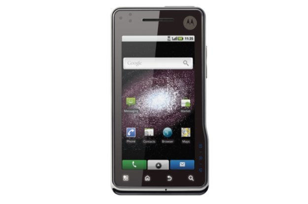 Motorola MILESTONE XT720 /materiały prasowe