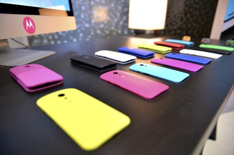 Motorola Mobility, już w pełni oficjalnie, trafiła w ręce Lenovo /AFP