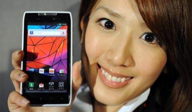 Motorola Mobility - oficjalnie w rękach Google /AFP