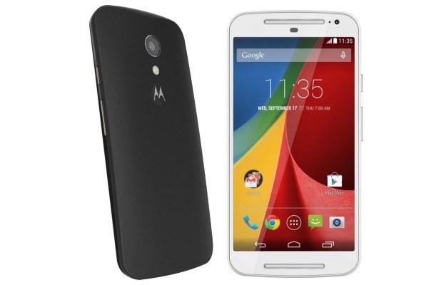 Motorola Moto G /materiały prasowe