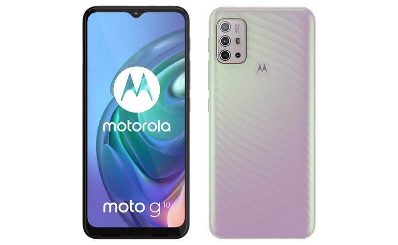 Motorola moto g10 /materiały prasowe