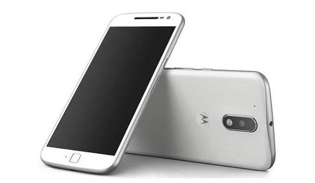 Motorola Moto G4 Plus /materiały prasowe