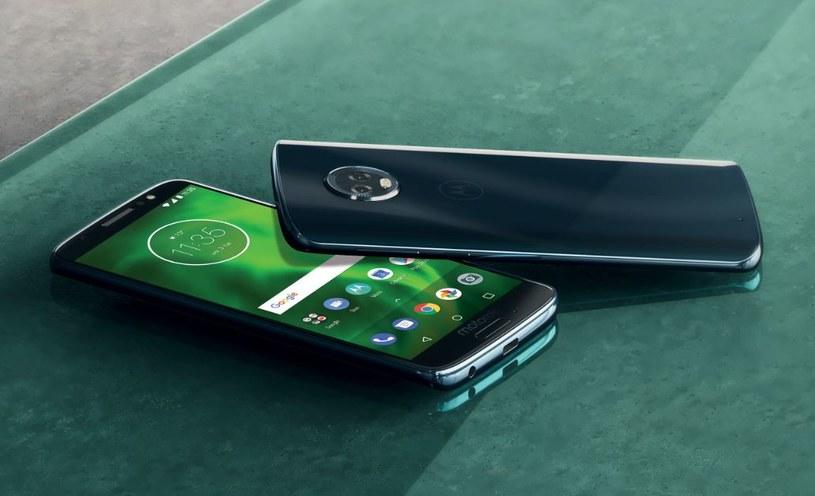 Motorola Moto G6 /materiały prasowe