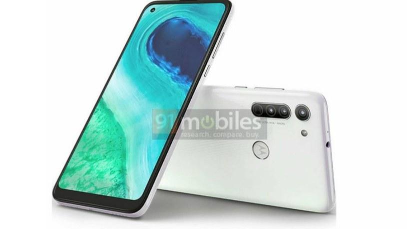 Motorola Moto G8 / fot. Slashgear /materiał zewnętrzny