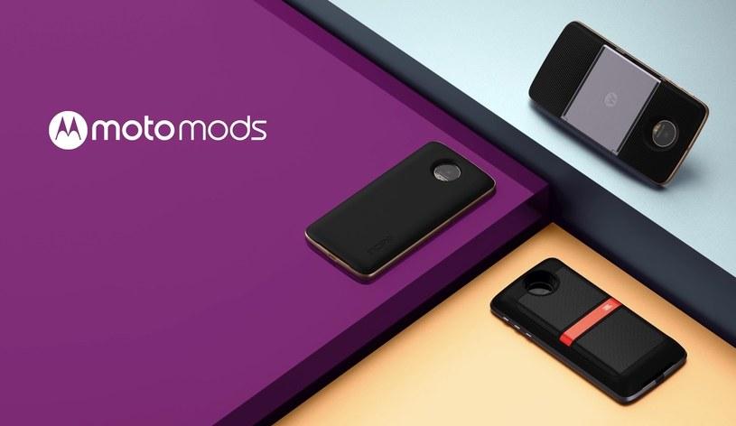Motorola Moto Mods /materiały prasowe