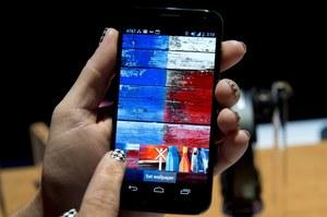 Motorola Moto X - pierwszy smartfon Google