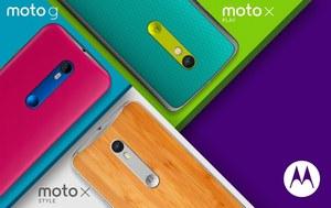 Motorola Moto X Style, Moto X Play i Moto G - bezkompromisowe nowości zaprezentowane
