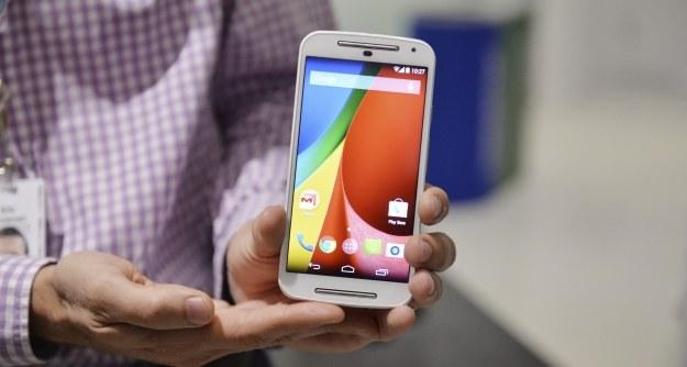 Motorola Moto X /AFP