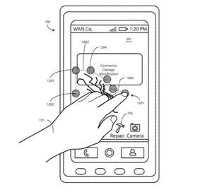 Motorola pracuje nad systemem naprawy ekranu