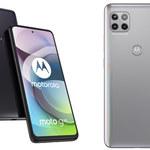 Motorola prezentuje smartfony Moto G 5G i Moto G9 Power