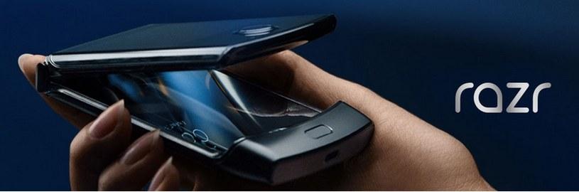 Motorola przygotowuje drugą generację smartfona Razr /materiały prasowe