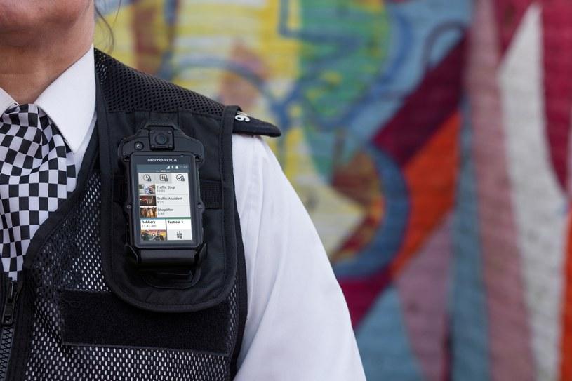 Motorola ubiera policjantów przyszłości /materiały prasowe