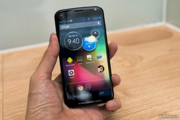 Motorola X Phone. Fot. komorkomania.pl /materiały prasowe