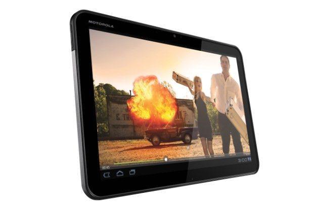 Motorola XOOM - jeden z godnych konkurentów iPada 2 /materiały prasowe