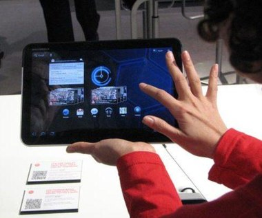 Motorola Xoom - tablet androidowy
