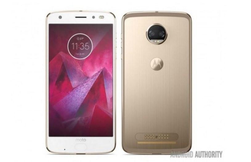 Motorola Z2 Force będzie posiadała certyfikat IP68 /Android Authority /INTERIA.PL