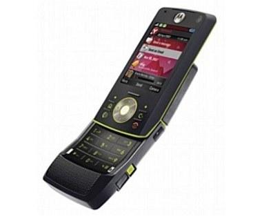 Motorola Z8 - telefon agenta