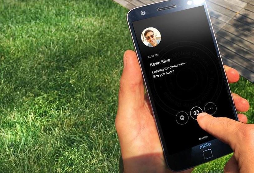 Motorola zarzuca Samsungowi kradzież pomysłu /Twitter /Internet