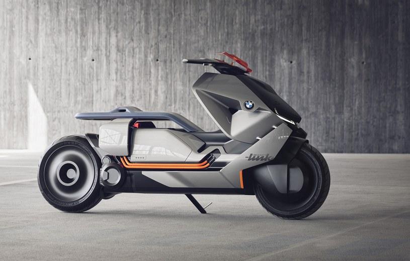 Motorrad Concept Link /INTERIA.PL/informacje prasowe