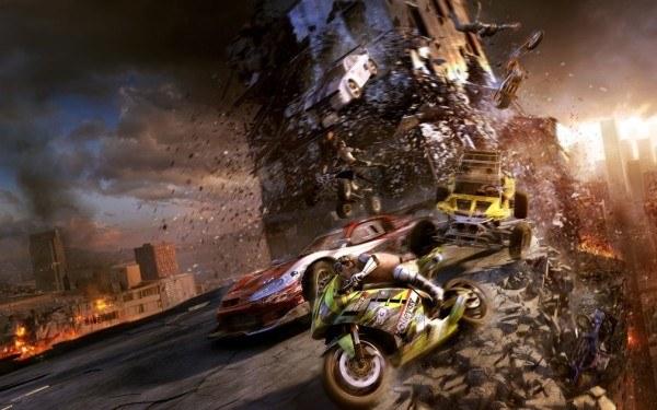 MotorStorm Apocalypse - motyw graficzny /Informacja prasowa