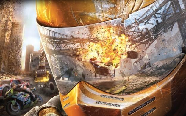 MotorStorm: Apocalypse - motyw graficzny /Informacja prasowa