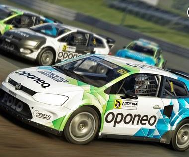 Motowizja patronem medialnym OPONEO Rallycross Challenge