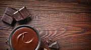 Motylek w czekoladzie