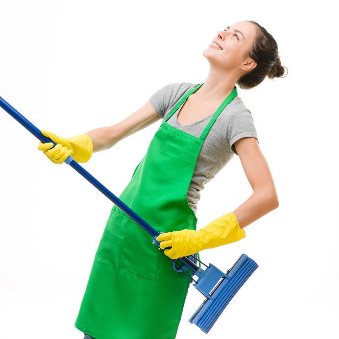 Motywacja do sprzątania /©123RF/PICSEL