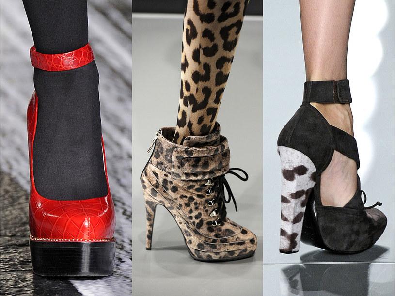 Motywy zwierzęce z kolekcji DKNY, Blumarine, Dior /East News/ Zeppelin