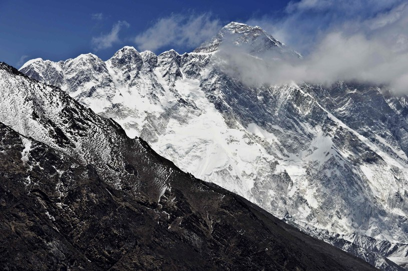Mount Everest /AFP