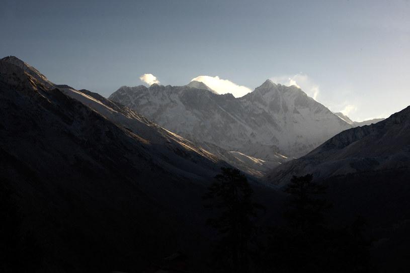 Mount Everest /AFP