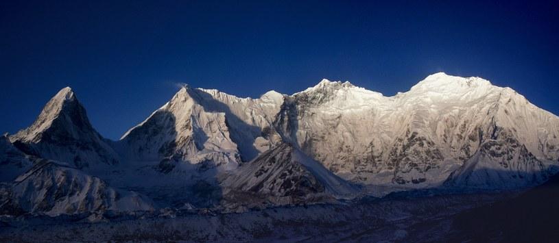 Mount Everest /SWNS/NEWSPIX.PL /Newspix