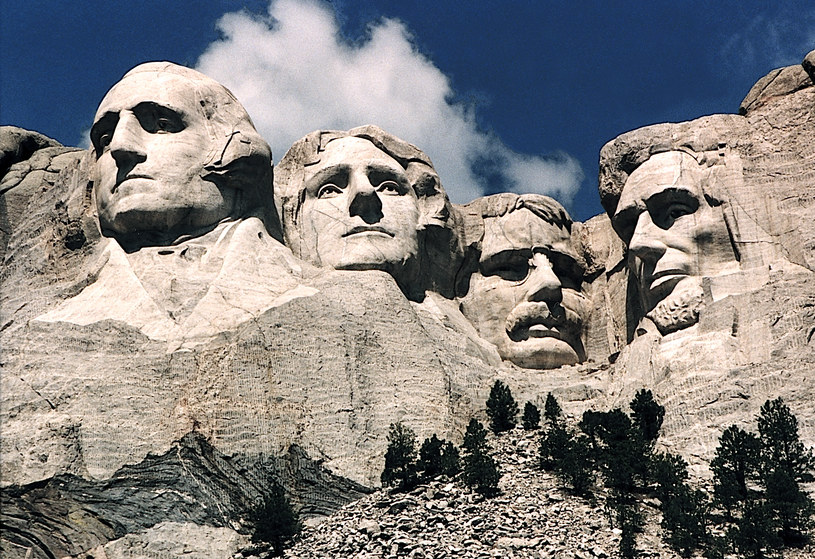 Mount Rushmore /AFP