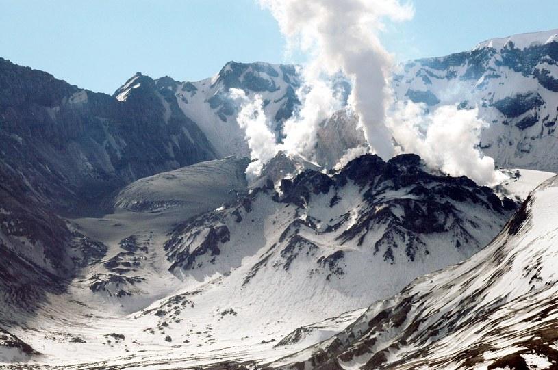 Mount St. Helens /AFP