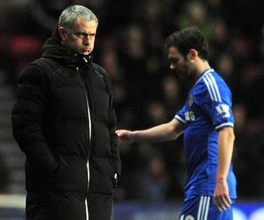 Mourinho: Jest mi bardzo przykro z powodu odejścia Maty