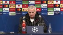 Mourinho: Myślę, że wyjście z tej grupy to sukces. Wideo
