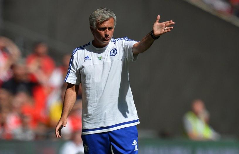 Mourinho nie miał powodów do zadowolenia /AFP
