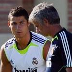 Mourinho trafił do głowy Cristiano Ronaldo
