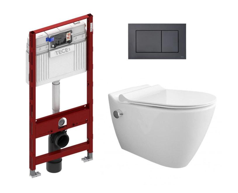 Mówi się, że kto choć raz skorzystał z bidetu, chce mieć go w swojej łazience /materiały promocyjne