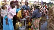 Mozambik: Epidemia cholery