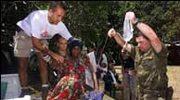 Mozambik: Na niebie słońce