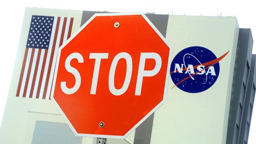 Może się okazać, że budżet NASA na przyszły rok zostanie bardzo okrojony /AFP