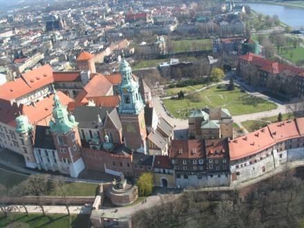 ... może Wawel? /RMF