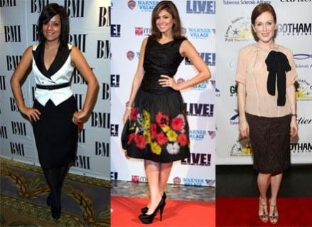 Może zainspirują cię gwiazdy w eleganckim wydaniu /Getty Images/Flash Press Media