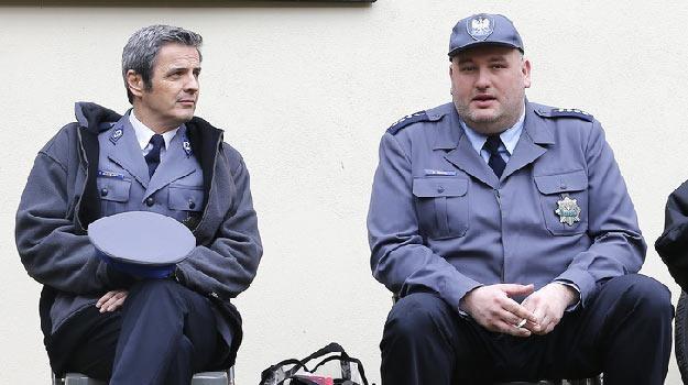 Możejko i Nocul czekają na mieszkańców Sandomierza /AKPA