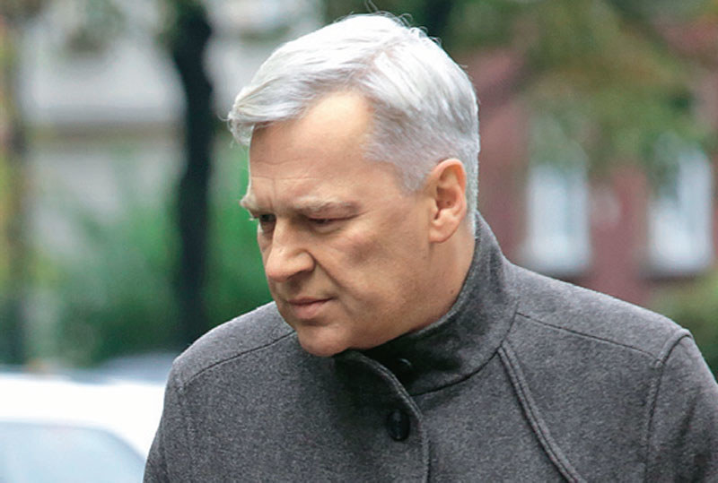 Możemy być pewni, że powiązany z przestępczym półświatkiem Bilski zacznie zbierać informacje na temat Artura /Kurier TV