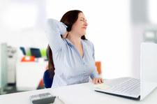 Możesz pomóc plecom, które cierpią w pracy