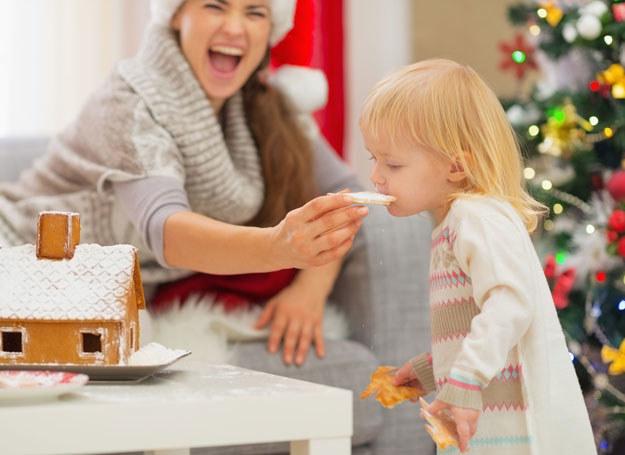 Możesz sprawić, by Święta były magicznym czasem nawet dla najmłodszego dziecka /123RF/PICSEL