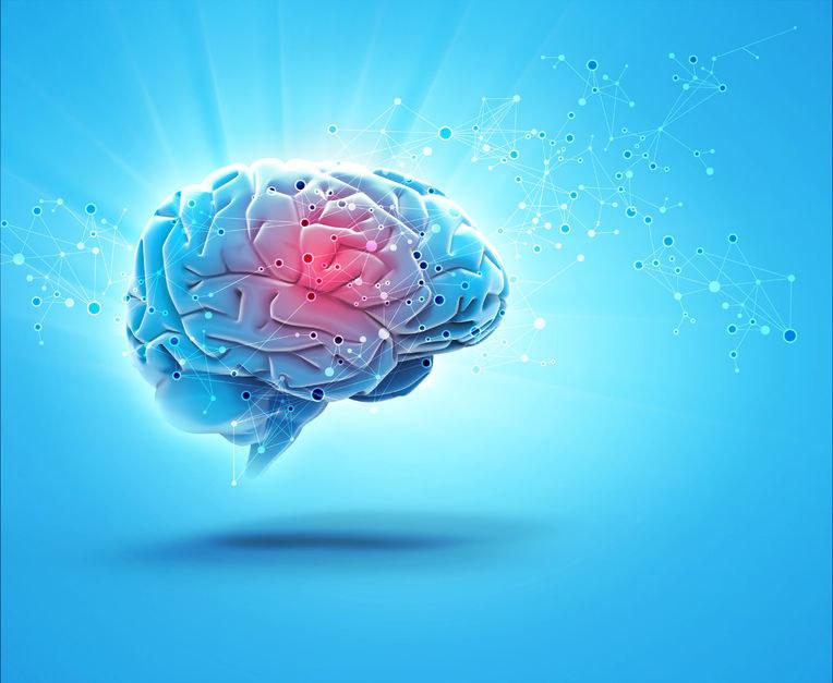Mózg jest połączony z układem immunologicznym /123RF/PICSEL