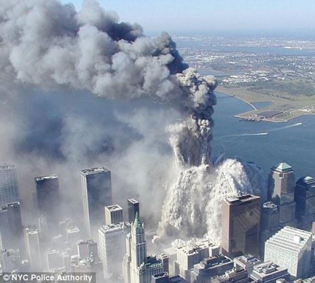 Mózgami zamachu z 11 września byli Osama bin Laden i Khalid Sheikh Muhammad /AFP